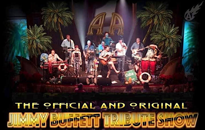 A1A Official Jimmy Buffett Tribute Band