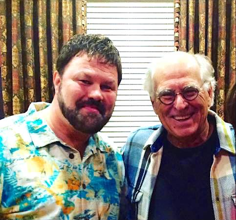 Jeff Pike and Jimmy Buffett